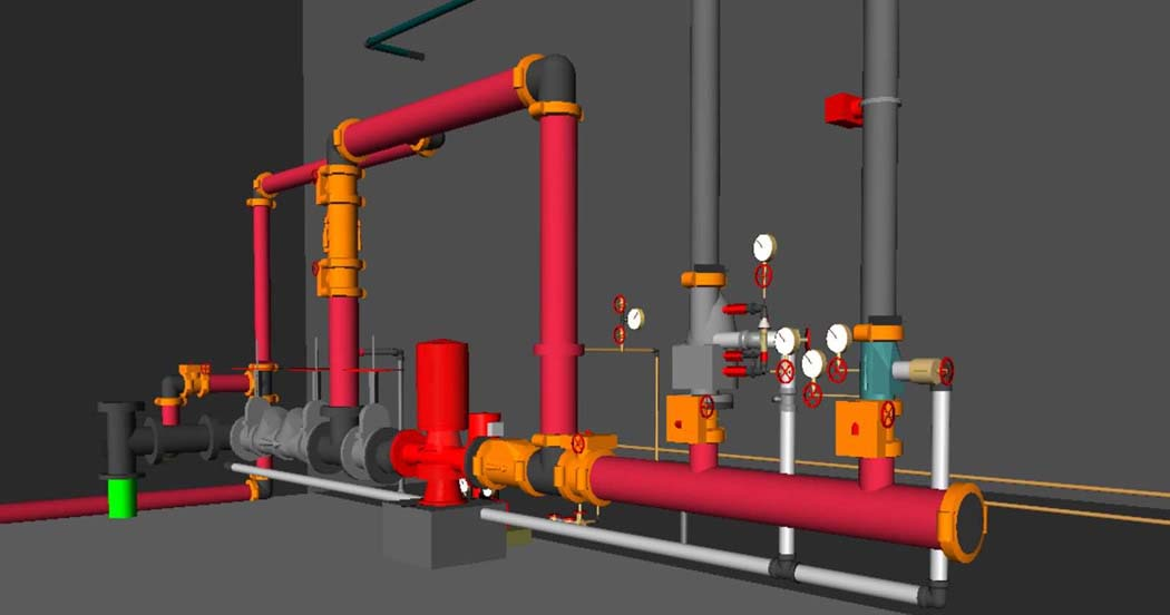 Petcosky Fire  Protection New Installation